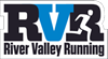 River Valley Running Logo