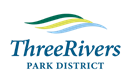 Three Rivers Park District Logo